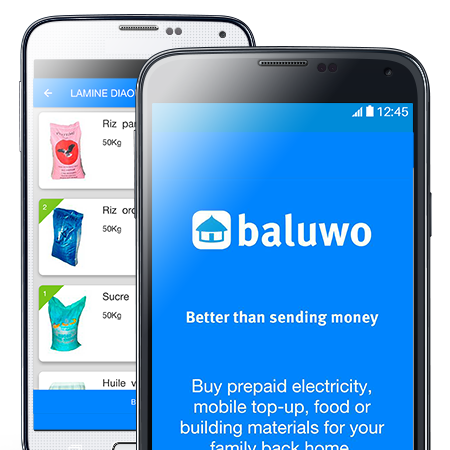 Download Baluwo Android App